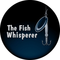 The Fish Whisperer Tyre Cover Design