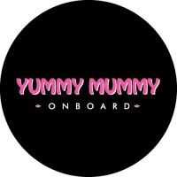 Yummy Mummy Spare Tyre Cover Design
