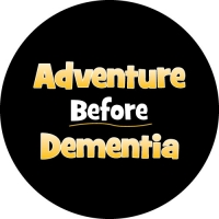 Adventure Before Dementia Spare Wheel Cover