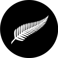 Silver Fern Spare Tyre Cover
