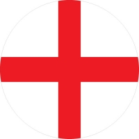 St Georges Cross Spare Tyre Cover Design
