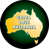 Gotta Love Australia Spare Tyre Cover