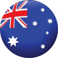 OZ Flag Custom Spare Tyre Cover