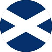 St Andrews Cross Spare Wheel Cover