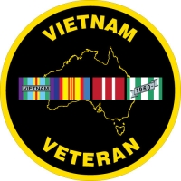 Vietnam Veteran Spare Wheel Cover Design