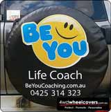 Be You Custom Printed Spare Wheel Cover