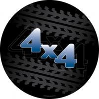 4x4 Trekker Spare Wheel Cover