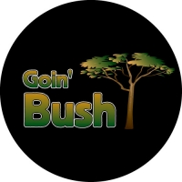 Goin Bush Spare Wheel Cover Design