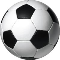 Soccer Ball Tyre Cover Design