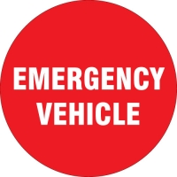 Emergency Vehicle Safety Spare Tyre Cover