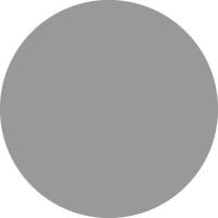 Plain Grey Spare Wheel Cover
