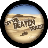 Off The Beaten Track Spare Tyre Cover