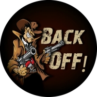 Back Off Spare Tyre Cover Design. Custom made spare tyre covers for 4x4's and Caravans.