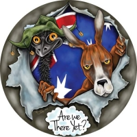 Are we there yet? Custom spare tyre cover design for your four wheel drive or caravan