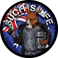 Such Is Life - Aussie Mates Spare Tyre Cover