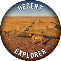 Desert Explorer Spare Tyre Cover