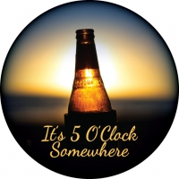 Five O'Clock Sunset