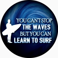 Stop the Waves