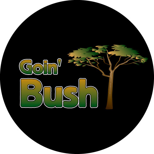 Goin Bush Spare Wheel Cover Design