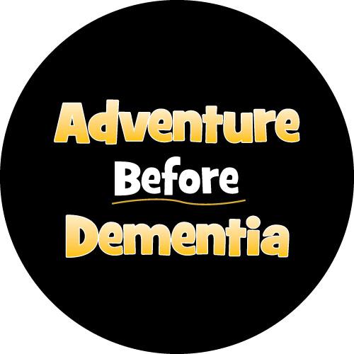 Adventure Before Dementia Spare Wheel Cover