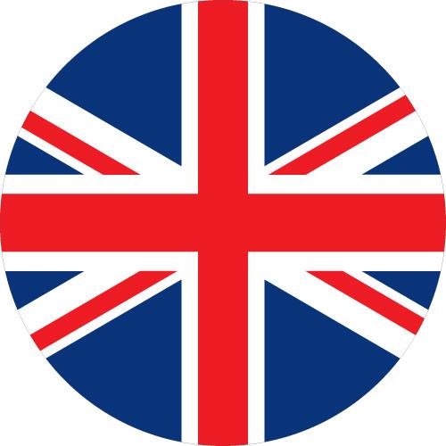 UK Flag Tyre Cover Design