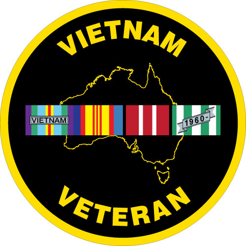 Vietnam Veteran Spare Wheel Cover Design