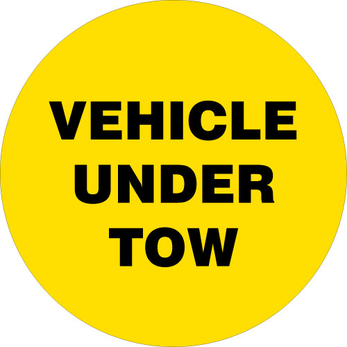 Vehicle Under Tow Spare Wheel Cover